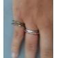 Família de quatro National vento Retro Diamond Ring R449