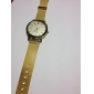 Women's Watch Fashionable Golden Case Alloy Band  Cool Watches Unique Watches Strap Watch