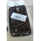 Cas souple couverture arrière TPU Motif Léopard Mini pour Samsung Galaxy S4 Mini I9190