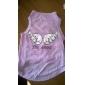 Chien Tee-shirt Incanardin Vêtements pour Chien Eté Lettre et chiffre