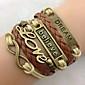 Hot Metal Rope Bracelet (More Colors)
