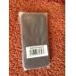 Pour Coque iPhone 5 Ultrafine Translucide Coque Coque Arrière Coque Couleur Pleine Dur Polycarbonate pour iPhone SE/5s/5