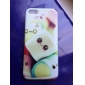 Cotton Candy Pattern TPU Soft Case for iPhone 5C