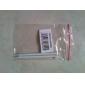 3DS LL/3DS XL (2 PCS, 백색)를위한 플라스틱 스타일러스 펜
