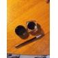 Waterproof Black Natural EyeLiner Gel with Brush Set