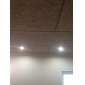 6w gu10 / e27 / e14 / gu5.3 / b22 projecteur led mr16 48smd 500-550 lm blanc chaud / blanc frais / blanc naturel ac 100-240 v
