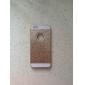 pc que bling shinning logotipo janela luxo cobrir caso de volta espumante para iphone 6s 6 mais