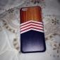 Футляр Дерево Треугольник Ковер Шаблон для iPhone 5C