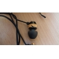 Stylish High-Quality Bullet-shape Metal Shell Ear Headphones