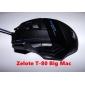 modao W28 7 ключ USB высокая производительность проводной игровой мыши для геймеров 3200dpi