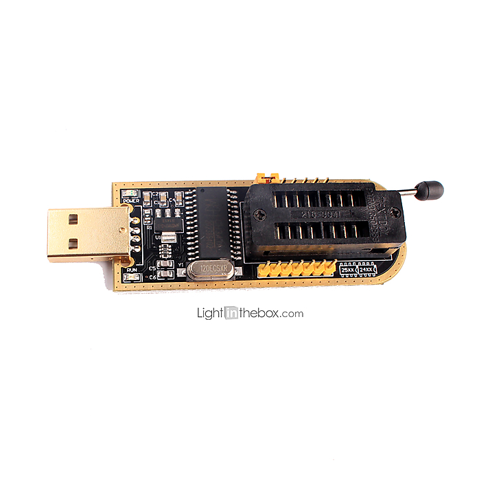 Ch341A Programmer Usb Motherboard Routing Bios Lcd Flash 24