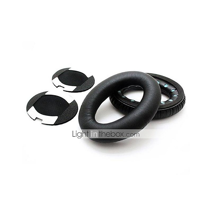 Replacement Ear Pads Earpads Cushion For Bose Quietcomfort 3 Qc15 Oe