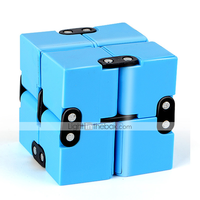 Infinity Cubes Kids Stress and Anxiety Relief Novelty Places Plastics  Casual / Sporty Pieces Boys' Kid's Adults' Teen Gift