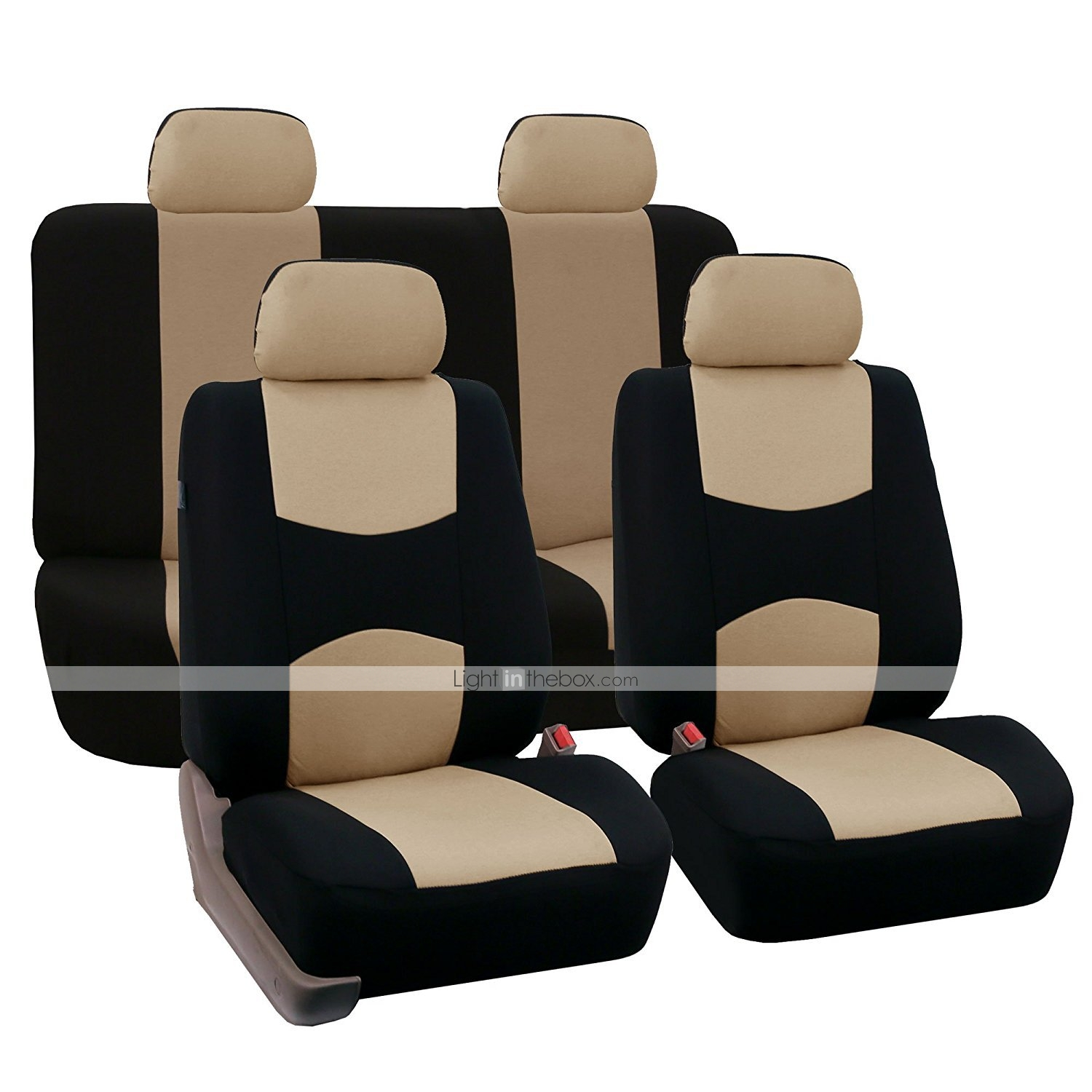 Amazing Car Seat Covers Seat Covers Red Green Blue Fabric Ibusinesslaw Wood Chair Design Ideas Ibusinesslaworg