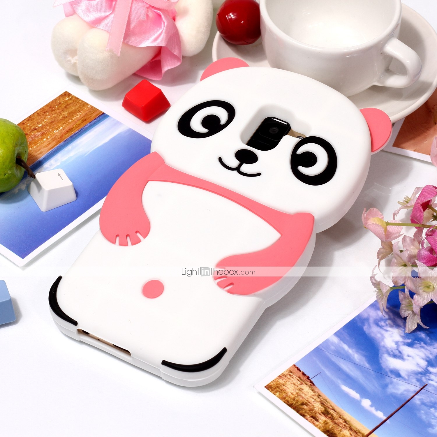 19308b734e5 Case For Samsung Galaxy A8 Plus 2018   A8 2018 Pattern Back Cover 3D  Cartoon Soft Silicone for A8 2018   A8+ 2018  07013231