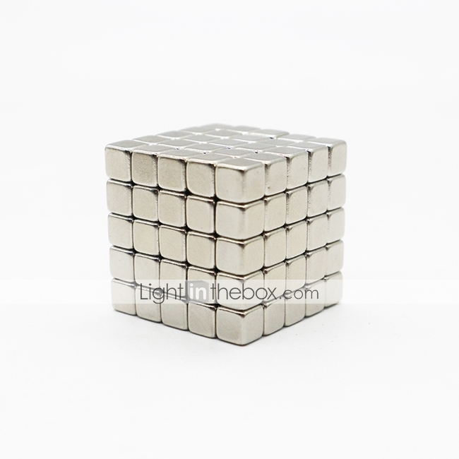 10 STRONG NEODYMIUM MAGNETS 5MM CUBE MAGNETIC BLOCK CUBES SQUARE SPARES