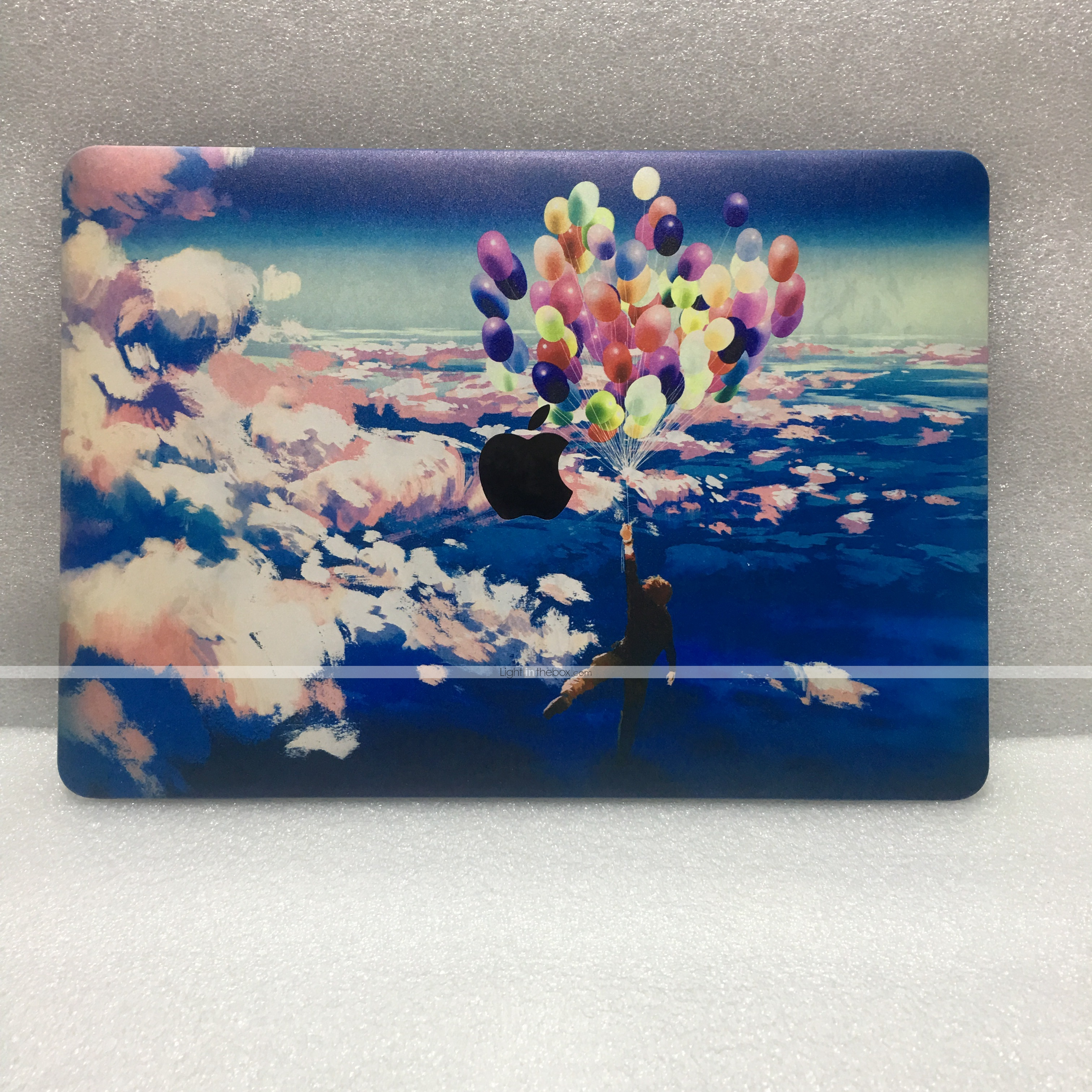 MacBook Case Oil Painting PVC(PolyVinyl Chloride) for New