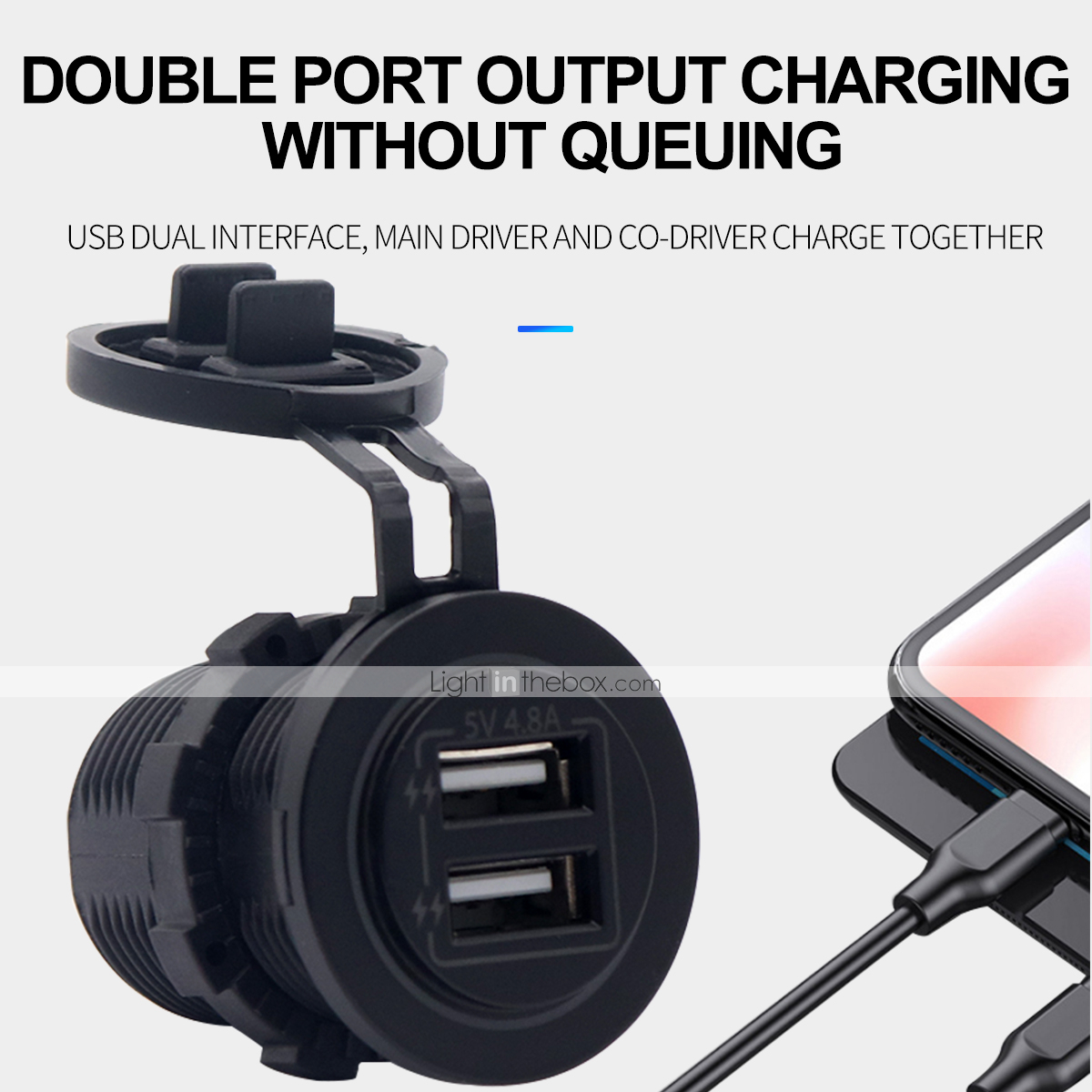 Queind Type-C to USB Port OTG Cable Converter Adapter for Samsung Cables