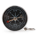 ieftine Compas-Compas Navigare MetalPistol Drumeție Camping Negru