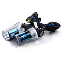 cheap HID & Halogen Lights-2pcs H7 Car Light Bulbs 35 W 3200 lm HID Xenon Headlamps For Volkswagen / Benz / Ford