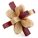 ieftine curcubeu război de țesut-Puzzle Lemn Jocuri IQ nivel profesional Viteză De lemn Clasic & Fără Vârstă Băieți Fete Jucarii Cadou