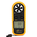cheap Brooches-Benetech Gm816 Anemometer 0-30M/S Abs Lcd Display