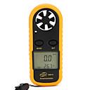 povoljno Mjerači temperature-benetech gm816 anemometar 0-30m / s ABS LCD zaslon