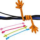 povoljno Ukrasne naljepnice-Ruka obrazac kabel čekrk