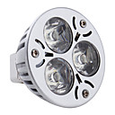 ieftine Spoturi LED-3 W Spoturi LED 260-300 lm GU5.3(MR16) MR16 3 LED-uri de margele LED Putere Mare Alb Natural 12 V