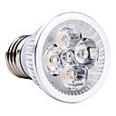 رخيصةأون كشافات ليد-1PC 4 W LED ضوء سبوت 250LM E26 / E27 4 الخرز LED طاقة عالية LED أبيض دافئ أبيض كول أبيض طبيعي 85-265 V