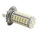 baratos Luzes de Nevoeiro para Carros-SO.K H7 Lâmpadas SMD 3528 540-580Lm Para