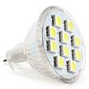 povoljno Zaštitne folije za Samsung-1pc 1 W LED reflektori 50-80 lm MR11 MR11 10 LED zrnca SMD 5050 Toplo bijelo Hladno bijelo Prirodno bijelo 12 V