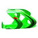 levne Košíky-Jezdit na kole Láhev Cage Uhlíkové vlákno Přenosný Odolné Snadná instalace Pro Cyklistika Silniční kolo Horské kolo Uhlíkové vlákno Zelená