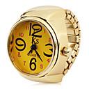 ieftine Ceasuri Damă-Pentru femei Ceas inel ceas de aur Japoneză Quartz Auriu Ceas Casual Analog femei Charm Modă Un an Durată de Viaţă Baterie / SSUO LR626