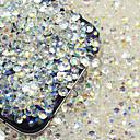 ieftine Proiectoare LED-200 pcs Stras / Luciu Strălucire / #D Cristale / Strasuri 3mm Bijuterie unghii Ștrasuri Pentru Unghie nail art pedichiura si manichiura Petrecere / Seară Șic & Modern / Modă