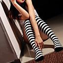 povoljno Ruksaci i torbe-Žene School Lolita Lolita Spol čarape Prugasti uzorak / Spandex