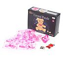 povoljno Gadgeti za kupaonicu-Drvene puzzle Drveni modeli Rasvjeta ABS Dječaci Djevojčice Igračke za kućne ljubimce Poklon