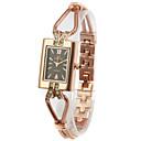 ieftine Bijuterii de Nuntă & Party-Pentru femei Pliere Suprapusă Ceas La Modă ceas de aur Piața de ceas Auriu Kachlička femei Ceas de Mână - Roz auriu
