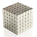 ieftine Gadget Baie-216 pcs 5mm Jucării Magnet Lego Super Strong pământuri rare magneți Magnet Neodymium Puzzle cub Magnet Magnetic Pentru copii / Adulți Băieți Fete Jucarii Cadou