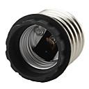 ieftine Convertor de Voltaj-e40 la e27 e27 iluminare accesorii adaptor soclu lămpie adaptor soclu lumina