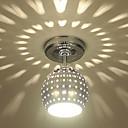 ieftine Becuri LED Plafon-Lumini Tavan Fixe Lumini Ambientale Galvanizat Metal Stil Minimalist, LED 110-120V / 220-240V Alb Cald