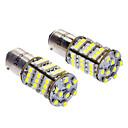 povoljno LED auto žarulje-1157 BAY15D (1157) Automobil Obala 3W SMD 3528 6000-6500 Turn Signal Light Stop svjetlo