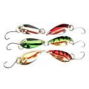 ieftine Cârlige Pescuit-Pescuit Cârlig special pentru Drac cu Lure colorat (2,5 g, de culoare Ramdon)