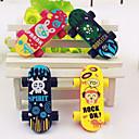ieftine Instrumente Scris & Desen-Skateboard Eraser formă (2 buc)