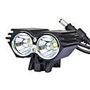 povoljno Svjetla za bicikle-LED Svjetla za bicikle Prednje svjetlo za bicikl LED Brdski biciklizam Bicikl Biciklizam Vodootporno Višestruka načina Super Bright Sigurnost 18650 Biciklizam / Wide Angle / IPX-4