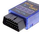 ieftine Echipamente & Unelte Diagnoză-mini elm327 v1.5 bluetooth elm 327 obdii obd2 protocoale auto diagnostic tool scanner interfață adaptor