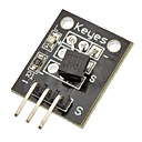 Digital Temperature Sensor Module DS18B20 (For Arduino)(-55~125℃)
