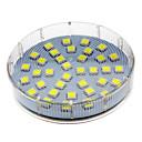 ieftine Spoturi LED-1pc gx53 5w 280-350 lm led spot 36 margele led smd 5050 alb cald / alb rece / alb natural 220-240 v