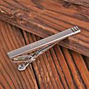ieftine Accesorii Personalizate-Cadou personalizat Tie Clips MetalPistol Bărbați Afacere Strălucire Modern Cadou