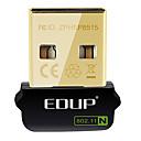 ieftine Adaptoare de Rețea-EDUP EP-N8508GS IEEE802.11b/g/n 150Mbps Wireless USB Dongle Adaptor de rețea